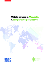 Middle powers in Mongolia